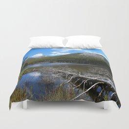 Dreamy Lake Duvet Cover