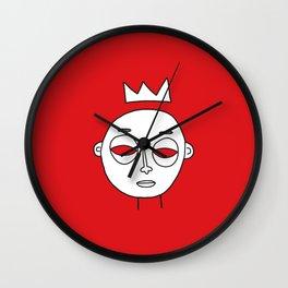 Faces 04 Wall Clock