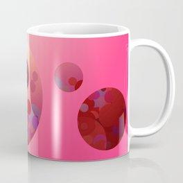 Pink○●◎ Coffee Mug