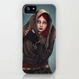 Abnegation iPhone Case