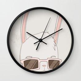 빠숑토끼 fashiong tokki Wall Clock