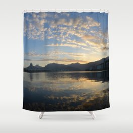 All-embracing Rio Shower Curtain