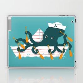 Sailor Octopus Laptop & iPad Skin