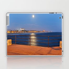 HB Blue Moon  Laptop & iPad Skin