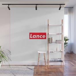 Lance Wall Mural