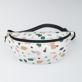 Tropical Terrazzo Fanny Pack