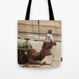 Jericho x Photo Tote Bag