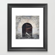 Doors of Perception 5 Framed Art Print