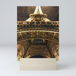 la tour magnifique Mini Art Print