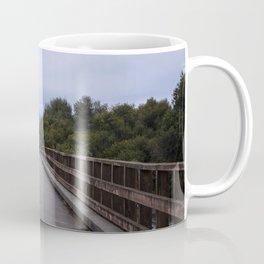 Cockrobin Island Bridge Coffee Mug