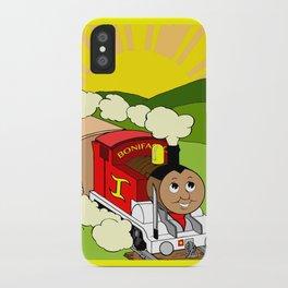 Bonifacio The Train iPhone Case