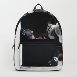 In the voiceless Night Backpack