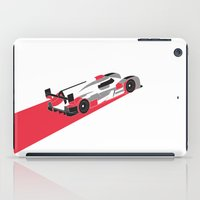 audi iPad Cases featuring Audi R18 eTron by Salmanorguk