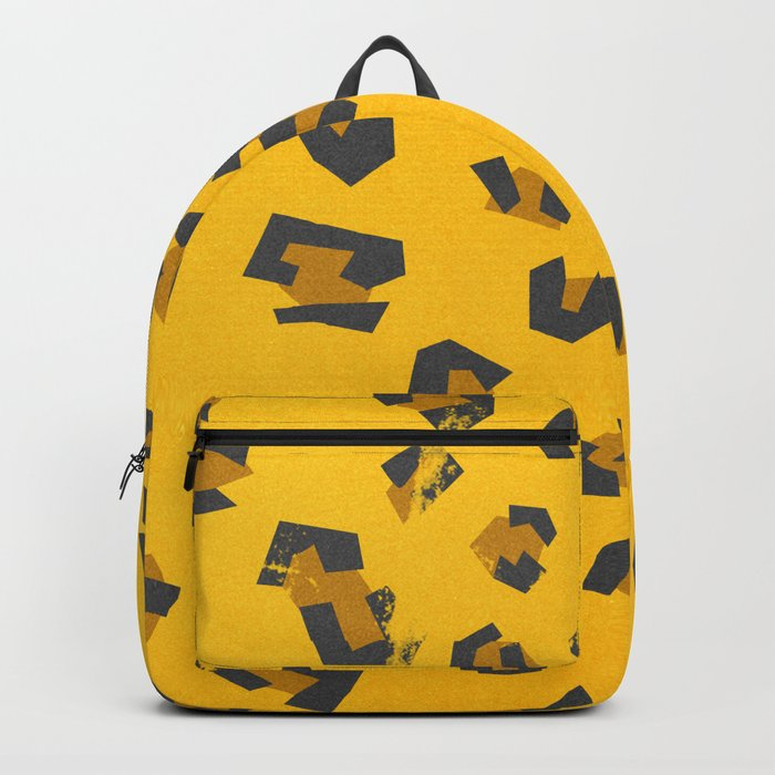 Leopard Lazy Backpack