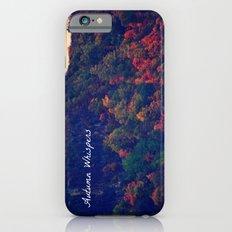 Autumn Whispers iPhone 6s Slim Case