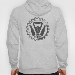 Craft Beer Bottles with Opener style Fashion Modern Design Print! Hoody