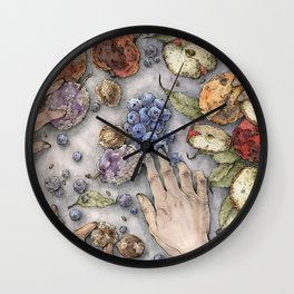 The Feast Wall Clock
