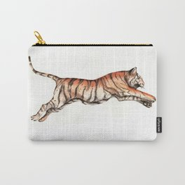 Leaping Tiger Carry-All Pouch
