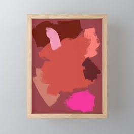 Ambience 050 allure Framed Mini Art Print
