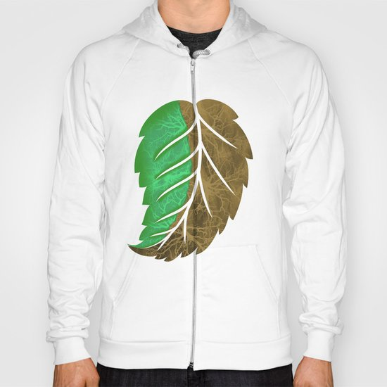 Drying Leaf Hoody
