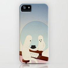 r i f l e s s o c o n d i z i o n a t o Slim Case iPhone (5, 5s)