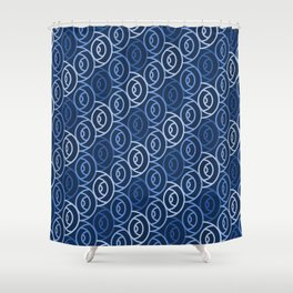 Op Art 142 Shower Curtain