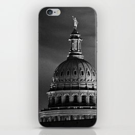 Texas Capitol iPhone Skin