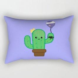 Cactus - Will be Okay Rectangular Pillow