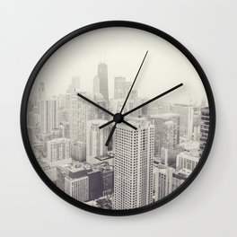 Chicago2 Wall Clock