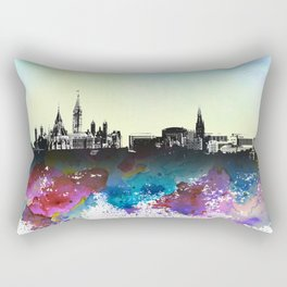 Design 106 Ottawa Skyline Rectangular Pillow