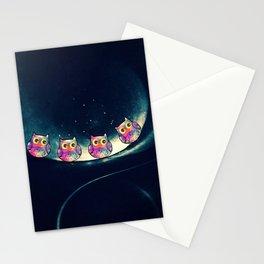 owl 107 Stationery Cards