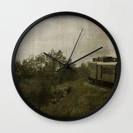 Choo, Choo! Wall Clock