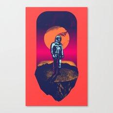 Awakening in a Strange Land Canvas Print
