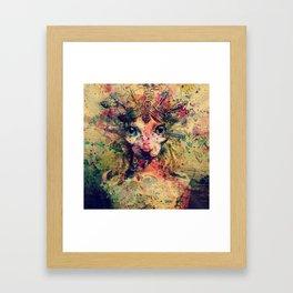 The Aristocat Framed Art Print