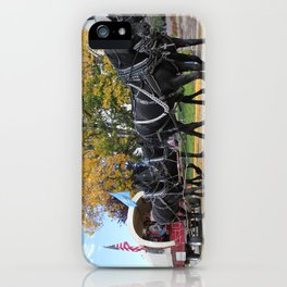 Klein Team iPhone Case
