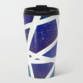 Linear Galaxy Metal Travel Mug
