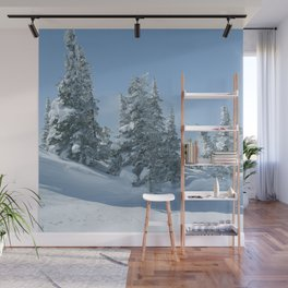 Winter day 15 Wall Mural