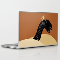 dune Laptop & iPad Skins featuring Dune by FilmsQuiz