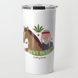 Best Buds Travel Mug