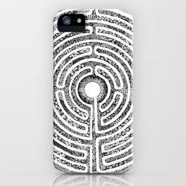 Chartres Garden iPhone Case