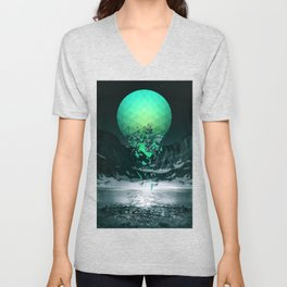 Fall To Pieces Unisex V-Neck