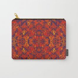 Moroccan Red Carry-All Pouch