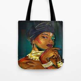 Unapologetic Tote Bag