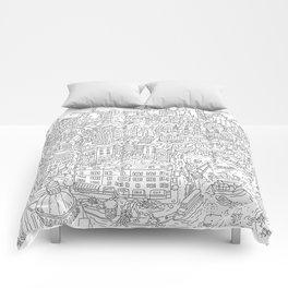 My unoriginal EU Comforters
