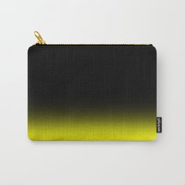 Fade To Yellow Carry-All Pouch