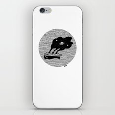 Starship iPhone Skin