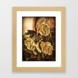 Remembrance of Things Past Framed Art Print