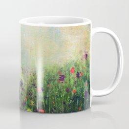 Abstract Meadow Coffee Mug