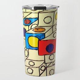 CUBE-BIT Travel Mug