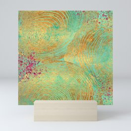 Jungle Theorem Abstract II Mini Art Print